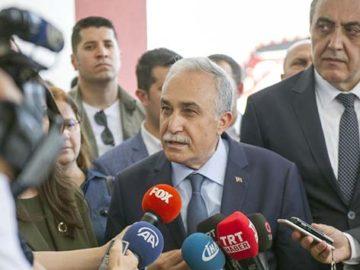 Bakan Fakıbaba'dan 'patates maliyeti' söylemesi